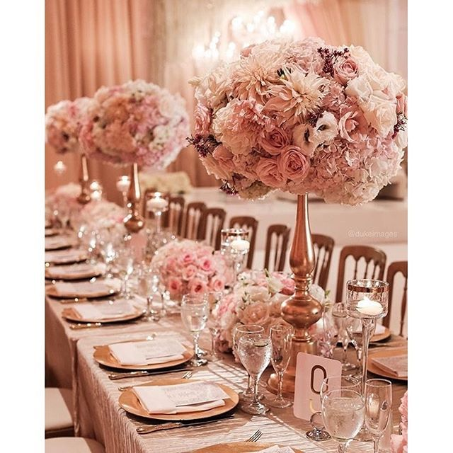 Swoon-worthy details has this elegant wedding #onpoint!Pic: @dukeimages | Planning: @allureeventsatelier | Florals: @butterflyfloral | Venue: @nixonlibraryevents| Cinematography: @impressivecreations| Design: @hellokismet