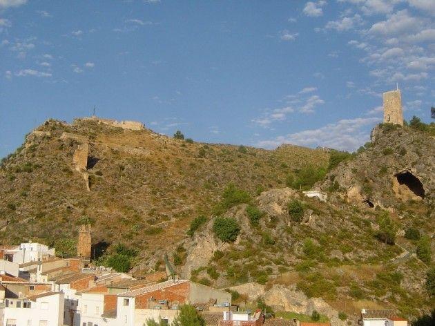 Castillo de Moixent