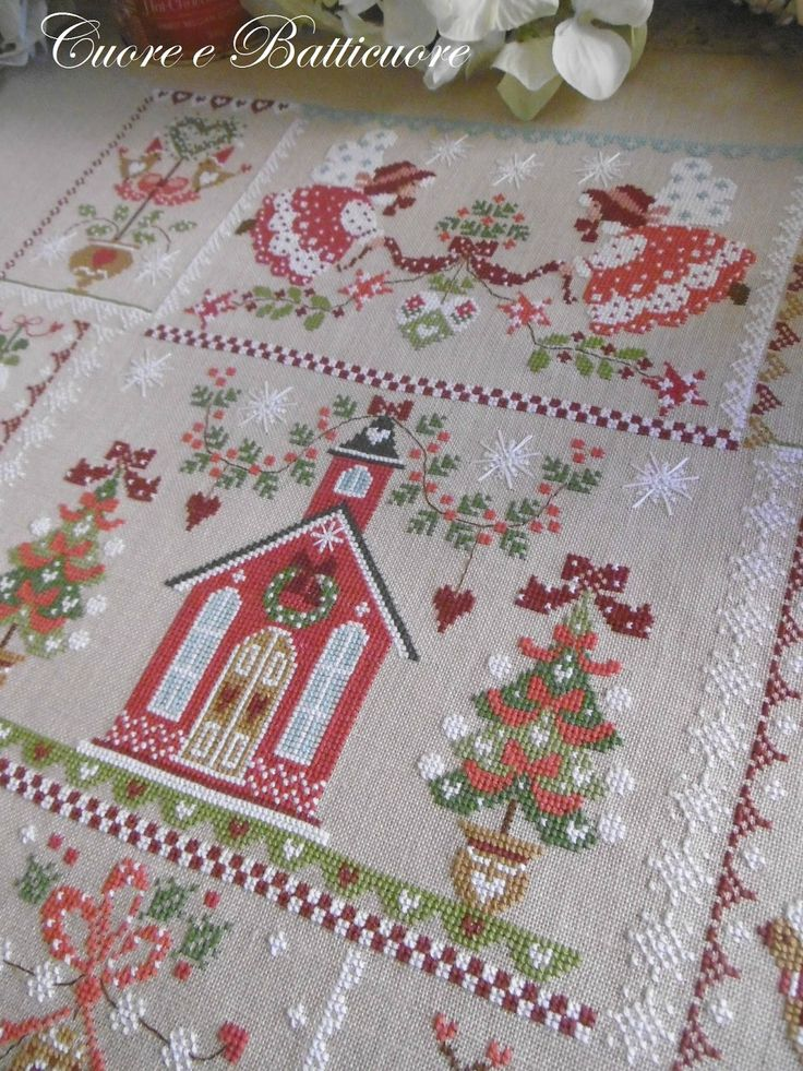 christmas in quilt 6