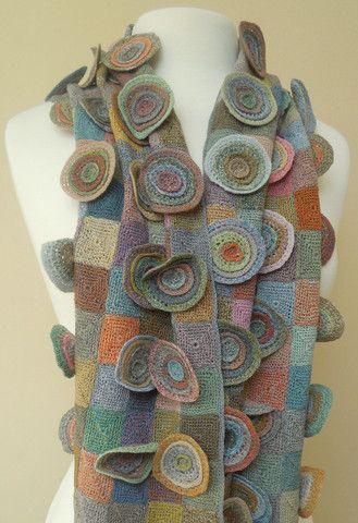 Hybri scarf, large - Sophie Digard