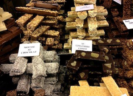 Le Salon du Chocolat   www.girlsguidetoparis.com