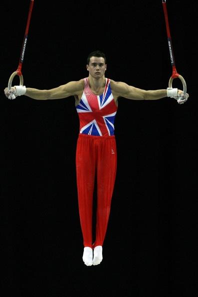 Kristian Thomas Photo - Artistic Gymnastics World Championships 2009 - Day Three