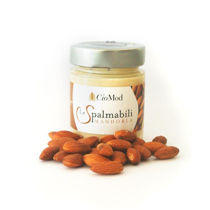 Almond cream 140gr