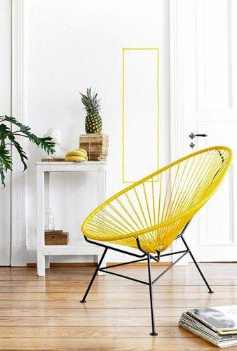 Fauteuil Acapulco - OK Design pour Sentou Edition http://www.madeindesign.com/prod-fauteuil-acapulco-ok-design-pour-sentou-edition-ref12781-bleupetrole-2.html