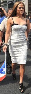 Jennifer Lopez at Puerto Rican Day Parade NYC 6.13.10