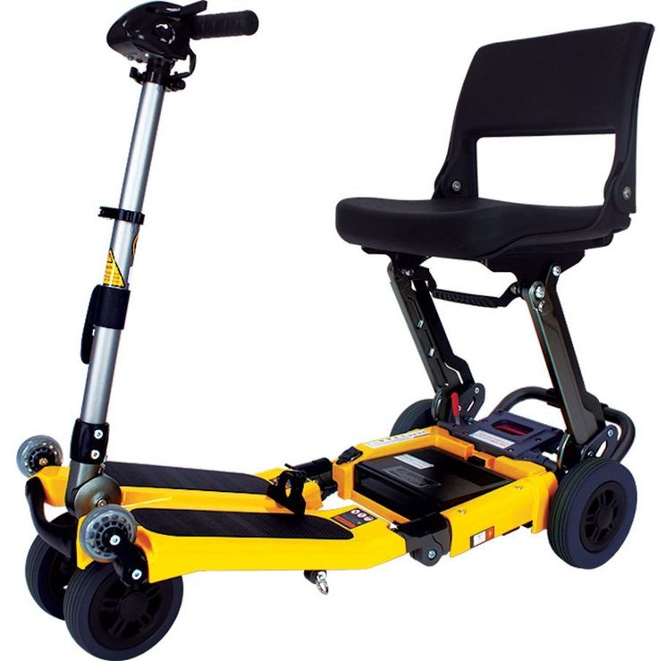 Luggie Portable Folding Mobility Scooter