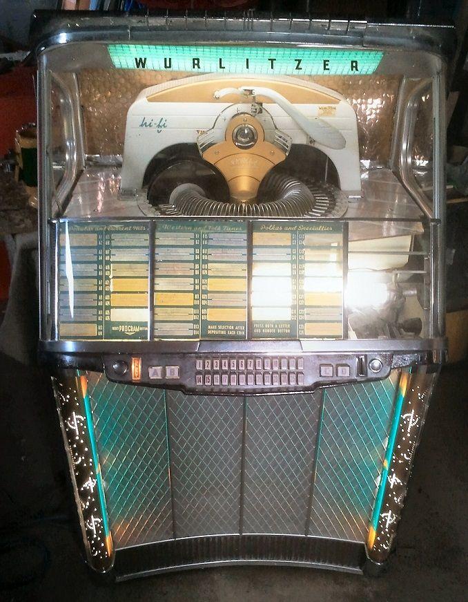 Voetjes van de vloer! Met een Jukebox breng je de oude hitjes weer tot leven.