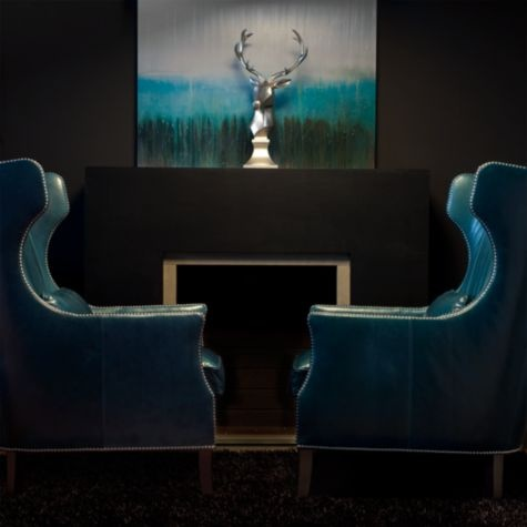 z gallerie chairs nicole miller at homegoods elegant teal wingback with nailhead detail eddie accent chair take a seat board of beautiful sofas lounges