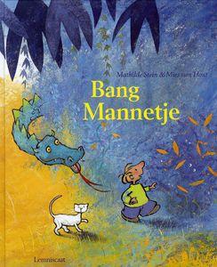 Geanimeerd digitaal prentenboek Bang-mannetje. Duurt ongeveer 20 minuten.