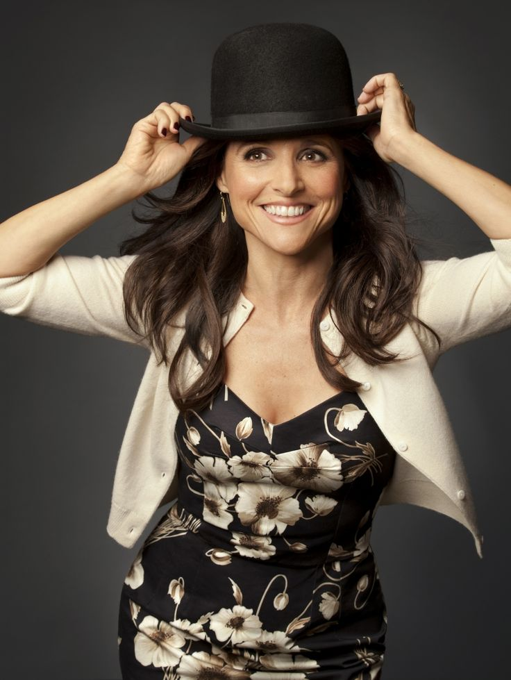 """After several years away from a regular TV gig, Louis-Dreyfus began a new single-camera sitcom Watching Ellie, which premiered on NBC in February 2002. The series was created by husband Brad Hall, and co-starred Steve Carell and Louis-Dreyfus' half-sister Lauren Bowles. The initial premise of the show was to present viewers with a """"slice of life"""" from the goings-on and happenings of the life of Ellie Riggs, a Southern California jazz singer."""