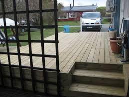 Bildresultat för altan med inbyggd trappa