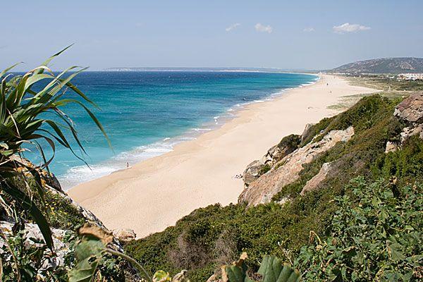 Costa de la Luz, Spain... Empty, alluring, endless fine sandy beaches... mmmm