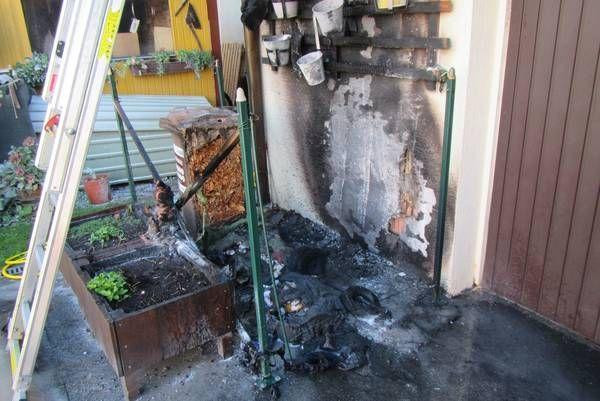 Graz: Mehrere Brände heute in der Landeshauptstadt; Zwei verletzte Arbeiter bei Brand in Schrottunternehmen!