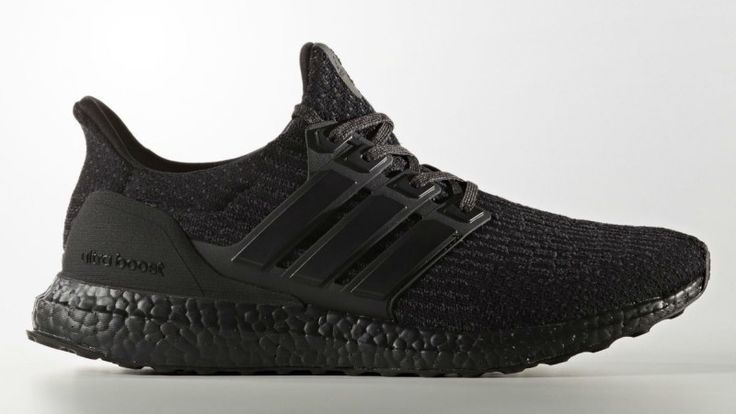 ADIDAS ULTRA BOOST TRIPLE BLACK SNEAKERS SHOES TRAINERS SHOE 6.5