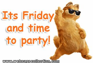 Happy Friday Animations | Happy Friday Comments and Graphics Codes for Myspace, Friendster, Hi5 ...
