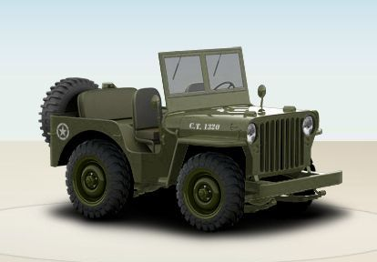 1941 Willys MB 'Jeep'
