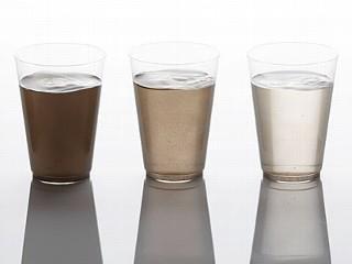 'Als je troebel water met rust laat, wordt het vanzelf helder.' (Lao-Tse, oude China)