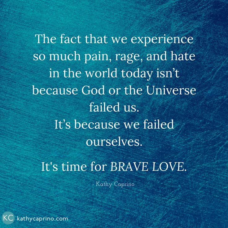 It's time for BRAVE LOVE.