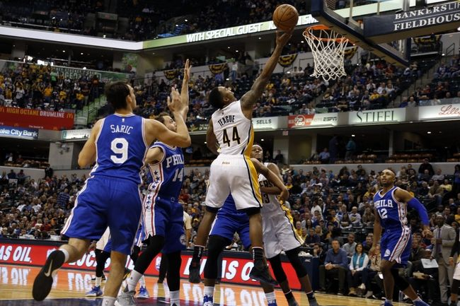 Philadelphia 76ers vs. Indiana Pacers - 11/11/16 NBA Pick, Odds, and Prediction