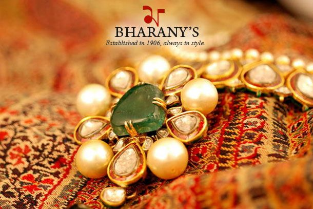 Bharany's at Sunder Nagar market is the last word in fine jewellery and a must-visit for art, jewellery and textile connoisseurs. They have recreated vintage designs from the past and every item here is a treat for the eye.  14 Sunder Nagar Market, Tel : +91 11:24353957, 24358528,  www.bharanys.com