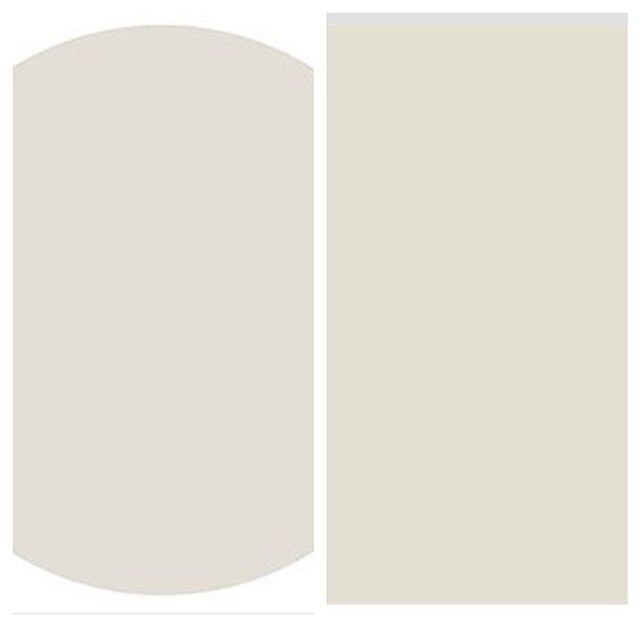 Benjamin Moore S Clic Gray Paint Super Close Match To Sherwin William Oyster White Colors Painting