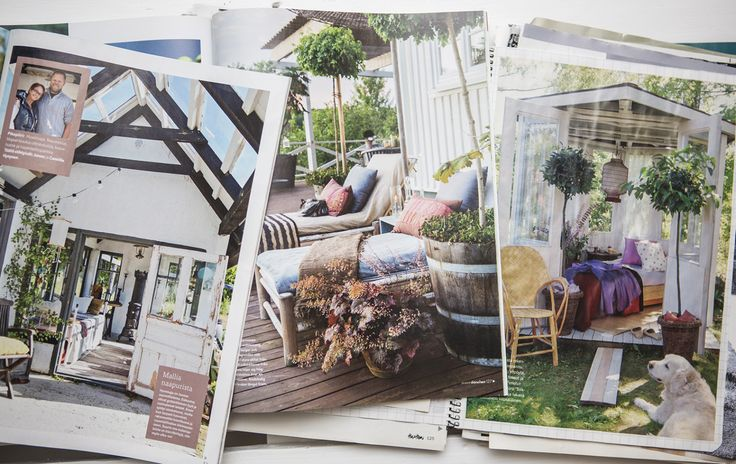Dreaming of a garden house...