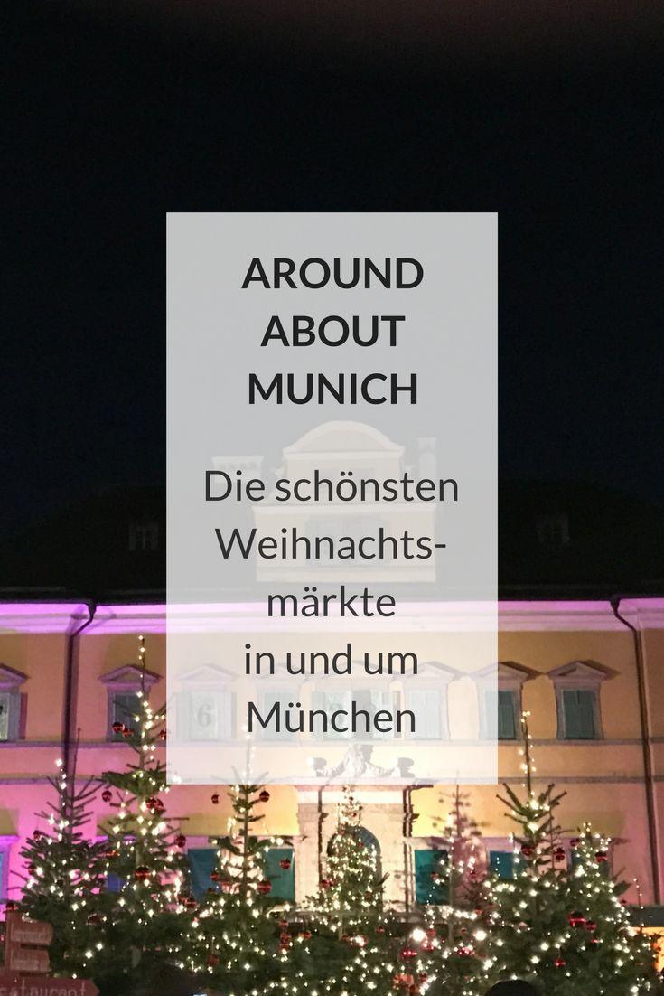 """Heute möchten wir Euch unsere Empfehlungen für familienfreundliche Christkindlmärkte im Münchener Umland vorstellen. Vielleicht kennt Ihr ja auch schon den einen oder anderen? Sie sind alle auf Familienfreundlichkeit""""getestet"""" und erhalten in unseren Augen das Prädikat """"besonders""""! Schaut einfach vorbei! #weihnachtsmärkte #münchen #bayern"""