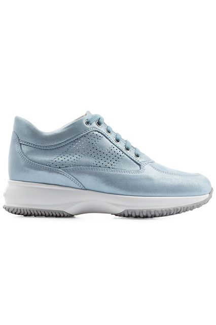 Hogan Submarine Leather Sneakers, $425, available at Stylebop.