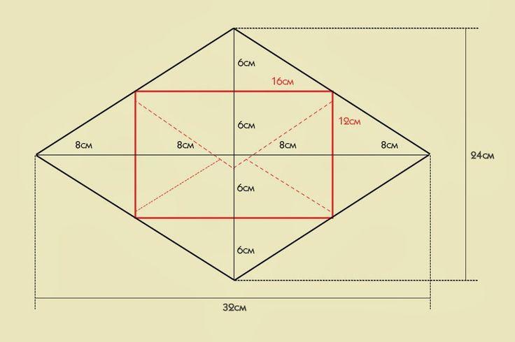 Как сделать конверт из листа бумаги?