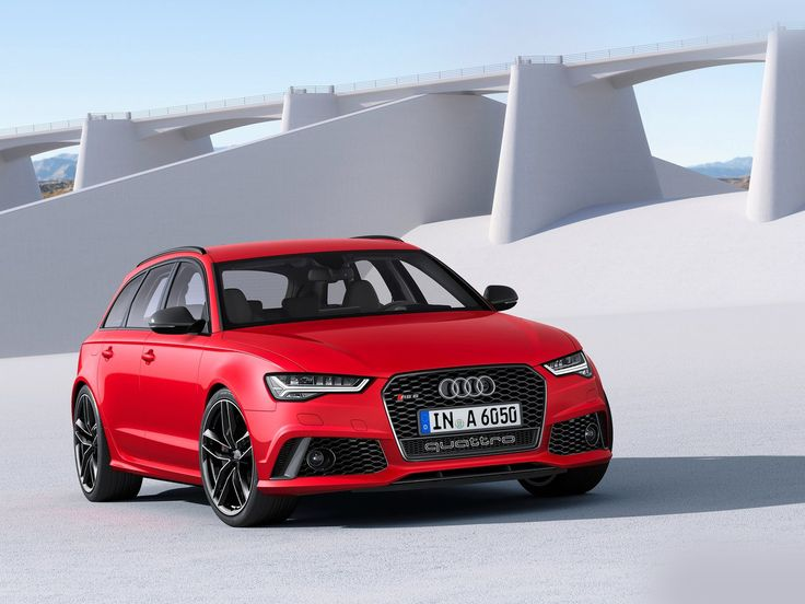 Audi RS6 Avant Launched In India at Rs. 1.35 Crore- Pictures And Details Inside