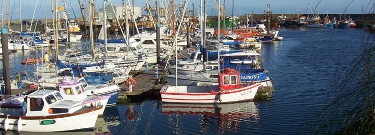 Kilmore Quay Yacht Club, Kilmore Quay, Co. Wexford, Ireland