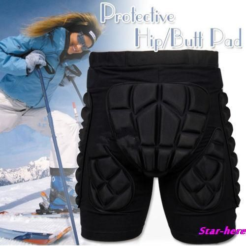 11.85$  Watch more here - http://aiigp.worlditems.win/redirect/32600951905 - SizeXS-3XL Protective Gear Hip Padded Shorts Skiing Skating Snowboard Protection   #buyonline