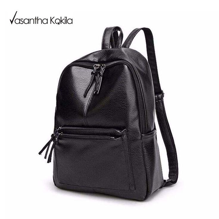 Leisure Student Bag Sac De Voyage En Plein Air Daypack,Black