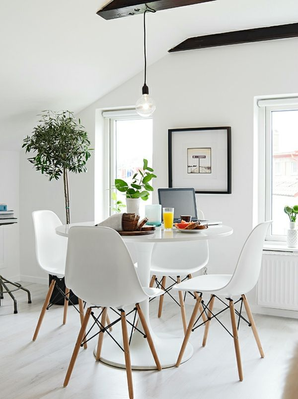 skandinavisches design m bel gelassenheit reinheit und funktion in einem in 2018 esszimmer. Black Bedroom Furniture Sets. Home Design Ideas