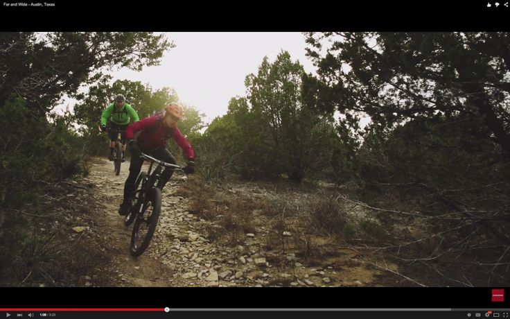 Video: Far and Wide — Mountain Biking in Austin, Texas | Singletracks Mountain Bike News
