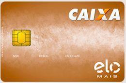 Solicitar Cartão de Crédito Caixa Elo Mais