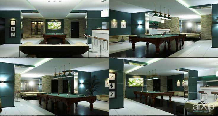 Бильярдная: интерьер, минимализм, ресторан, кафе, бар, бильярдная, 50 - 80 м2 #interiordesign #minimalism #restaurant #cafeandbar #billiardroom #50_80m2 arXip.com