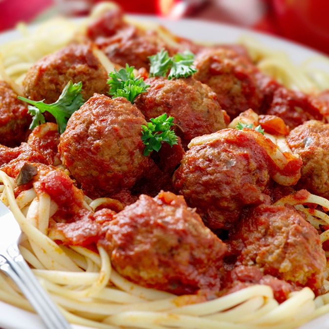 This is a spagetti and meatball recipe so full of flavor.. Spagetti and Meatballs Recipe from Grandmothers Kitchen.