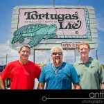"""Guy Fieri deems Tortuga's Lie in Nags Head as an official """"hot spot"""" on the Outer Banks."""