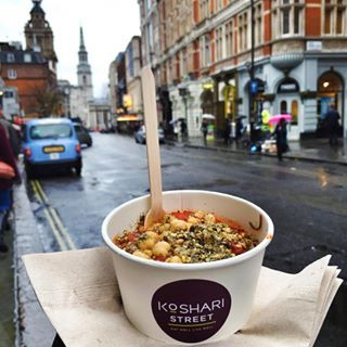 Koshari Street | 21 Places In London You Can Eat Lunch For Under A Tenner