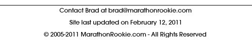 Half marathon rookie with a schedule for training over 10 weeks