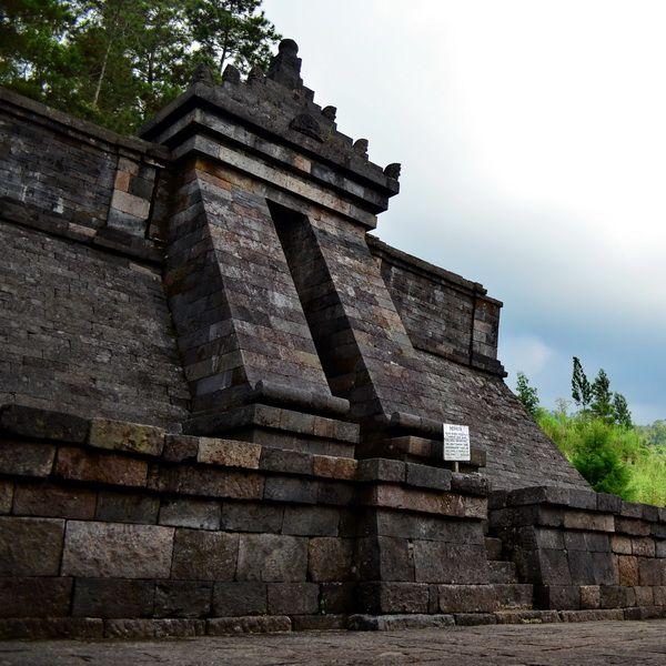 cetho temple, level 9