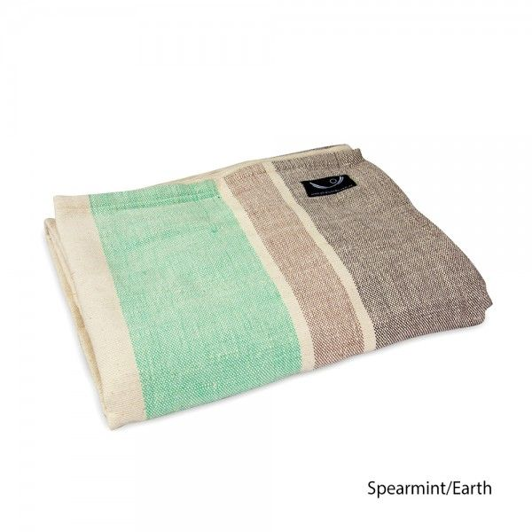 Organic Cotton Yoga Blanket