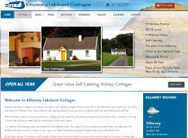 Kerry web design by Edify Marketing