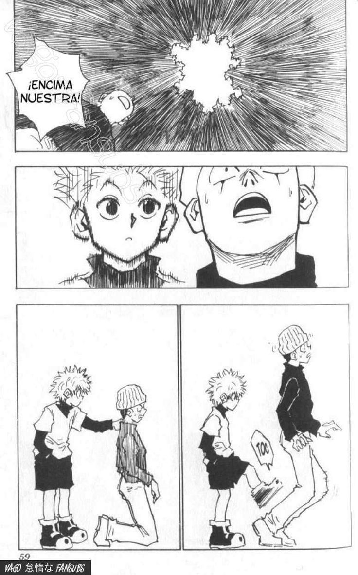 Hunter x Hunter - Manga