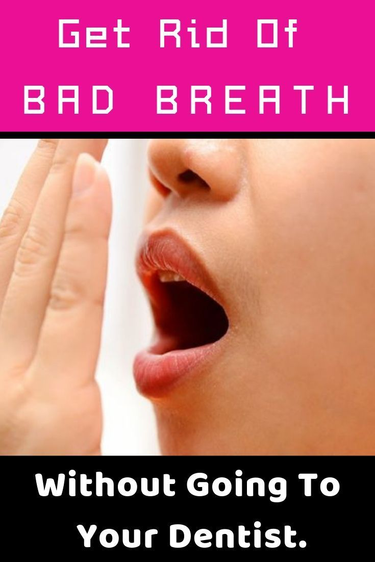 Have You Ever Wondered How To Get Rid Of Bad Breath Let S Face It Bad Breath Also Called Halitosis In Medical Bad Breath Treatment Bad Breath Oral Hygiene