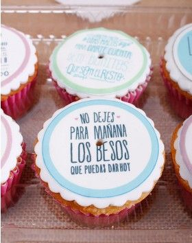 CUP CAKES * 6
