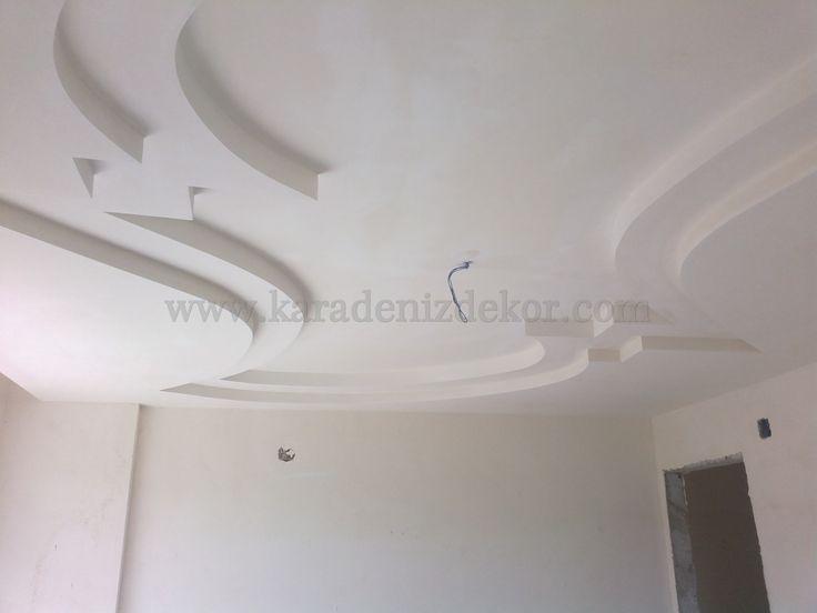 karadeniz alçı dekorasyon turgutlu,gypsum false ceiling designs for living room