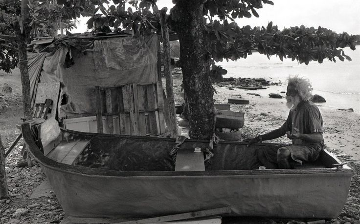 © Danielle Salloum  'Homeless Trinidad' The homeless in Trinidad and Tobago are a neglected and feared population that the government has done very little or even nothing for. They need our help. (35mm black and white film)
