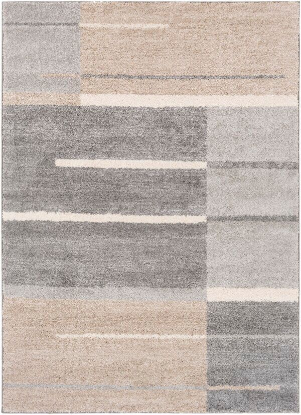 Edmeston Geometric Gray Taupe Area Rug Area Rugs Rugs Transitional Area Rugs